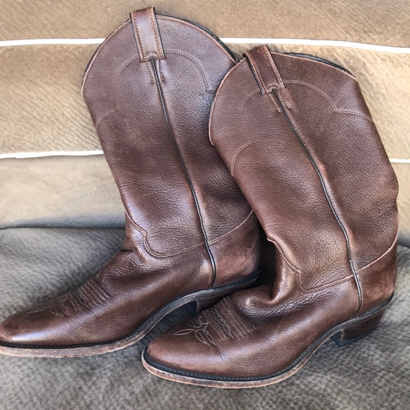 8ce5d489db2 Justin soft leather cowboy boots western country